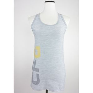The North Face Printed Racerback Tank Top M #251